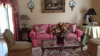 Marietta traditional living room