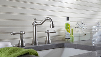 Danze Cape Anne two handle widespread faucet