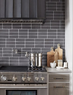 White Glass Subway Tile Vs Gray