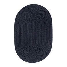 Rhody Rugs 3 X5 Oval 3x5 Rug Navy Blue