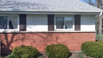 New Installed Gutters in Huber Heights, OH