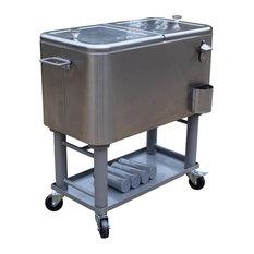 Party Cooler Cart