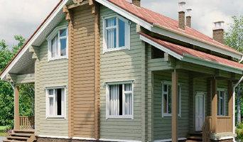 Дом из клееного бруса КБ-145