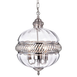 Traditional Pendant Lighting by Warehouse of Tiffany, Inc