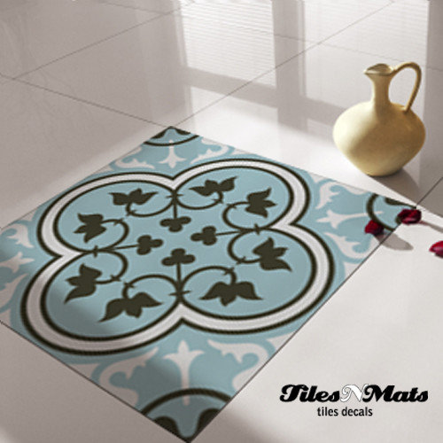 Floor tile decals for Floor stickers