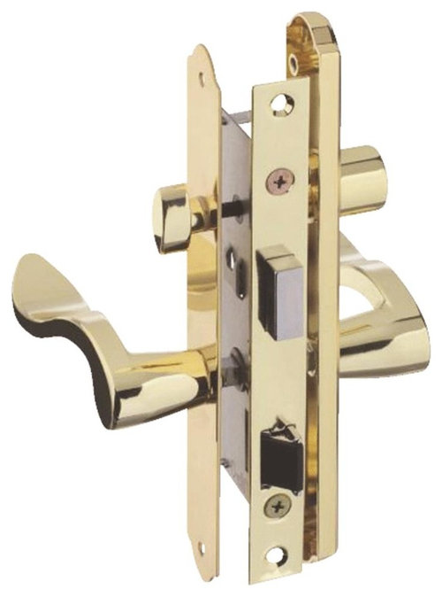 About The Pella Storm Door Latch Assembly