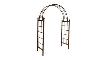 Deer Park Lattice Arch