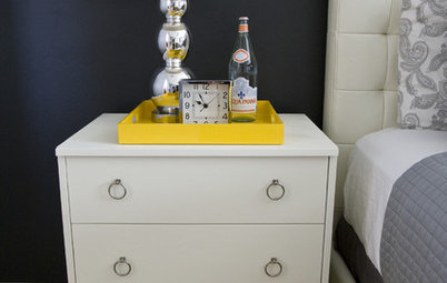 Tray Chic: Turn an Everyday Item Into Decor