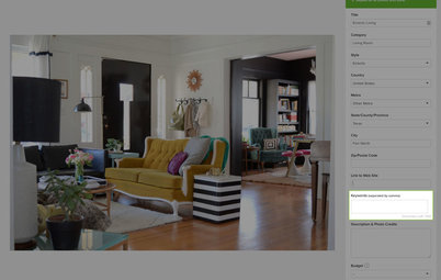 How to Make Your Photos Searchable on Houzz