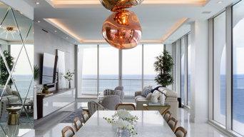 Beach Oceanfront Getaway Penthouse