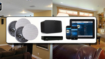 Home Audio Visual system example 1