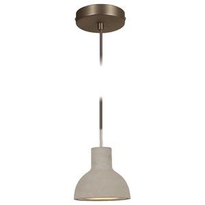 Bell Pendant Light, Single, Small