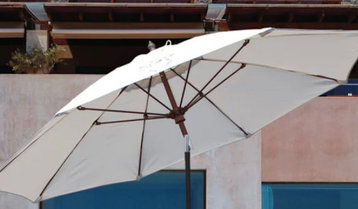 Outdoor Umbrellas by Hue With Free Shipping