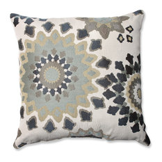 "Pillow Perfect Inc - Marais 18"" Throw Pillow - Decorative Pillows"