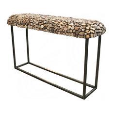 Pebble Sofa Table Natural