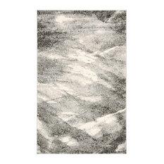 Safavieh Retro Collection RET2891 Rug, Grey/Ivory, 10' X 14'