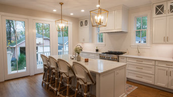 Glen Ridge Kitchen Addition