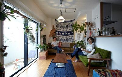 Världens design: 10 inspirerande sätt att göra en hyrd bostad personlig