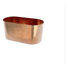 """Lola 17.8"""" Oval Copper Sink"""