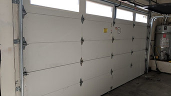 Garage Door Panel Replacement and Repair