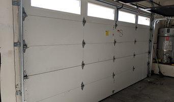 Garage Door Panel Replacement and Repair