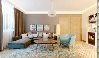 Дизайн 3-хкомнатной квартиры в современном стиле м.Новые Черемушки