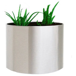 Contemporary Outdoor Pots And Planters by NMN Designs