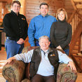 Golden Eagle Log & Timber Homes's profile photo