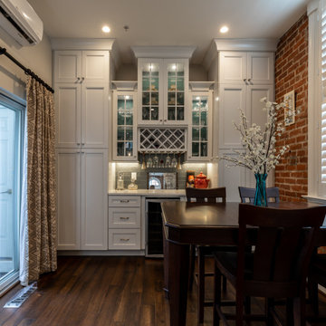 Stunning Kitchen and Bathroom Remodel in Old Town Alexandria, VA