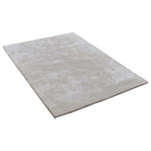 Aran Sand Rectangle Plain/Nearly Plain Rug 160x230cm