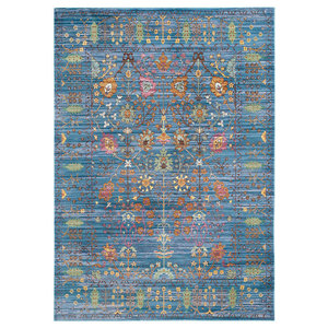 Machine Made Jizah Rug Contemporary Area Rugs By Nuloom