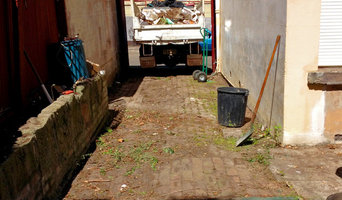 Rubbish removal after renovations