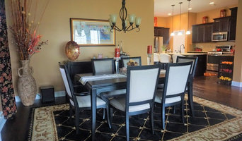 Living Space and Formal Dining Room