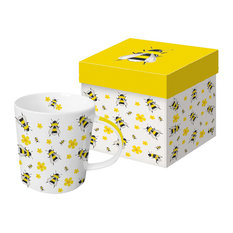 Mug With Box, Bees