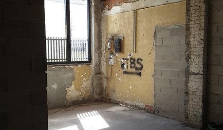 Houzz a Parigi: Una Vecchia Falegnameria Diventa un Loft di 57mq