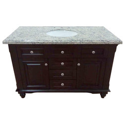 Traditional Bathroom Vanities And Sink Consoles by World Of Decor