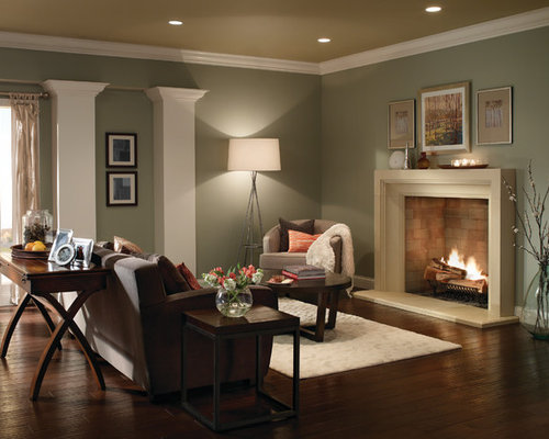 The Giada Fireplace Surround - Indoor Fireplaces