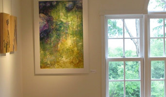 installed paintings