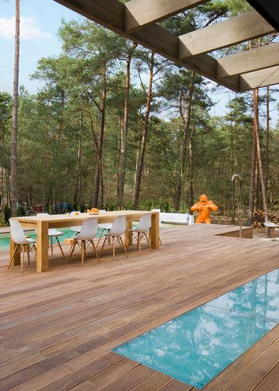 Arredare una terrazza in legno mini guida for Arredare una terrazza