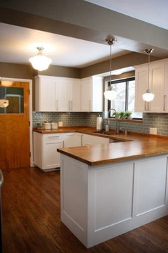 kitchen designs and layout wood or granite countertops need help 4645