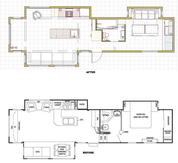 Floor Plan Trailer