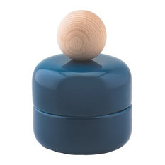 Maggy Box, Blue, Large