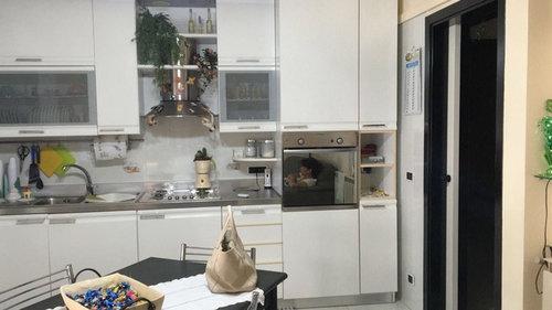 Divano in cucina