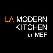 LA Modern Kitchen by MEF's photo