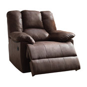 Acme Oliver Power Motion Recliner, Brown