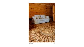 Balusters flooring