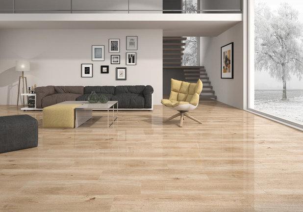 Dale personalidad a tu casa con suelos cer micos que imitan madera - Pavimentos porcelanicos interior ...