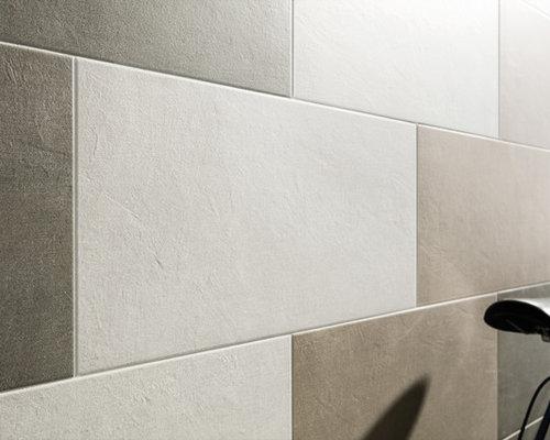 Fly Zone Fiber Porcelain Tile Series - Bianco, Tortora, Salvia 12x24 - Wall And Floor Tile