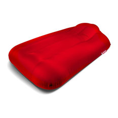 Fatboy Lamzac Extra Large Outdoor Air Mattress Lounge, Red