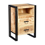 Cosmo 2-Drawer Side Table